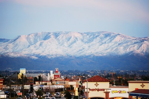 Murrieta CA skyline photo